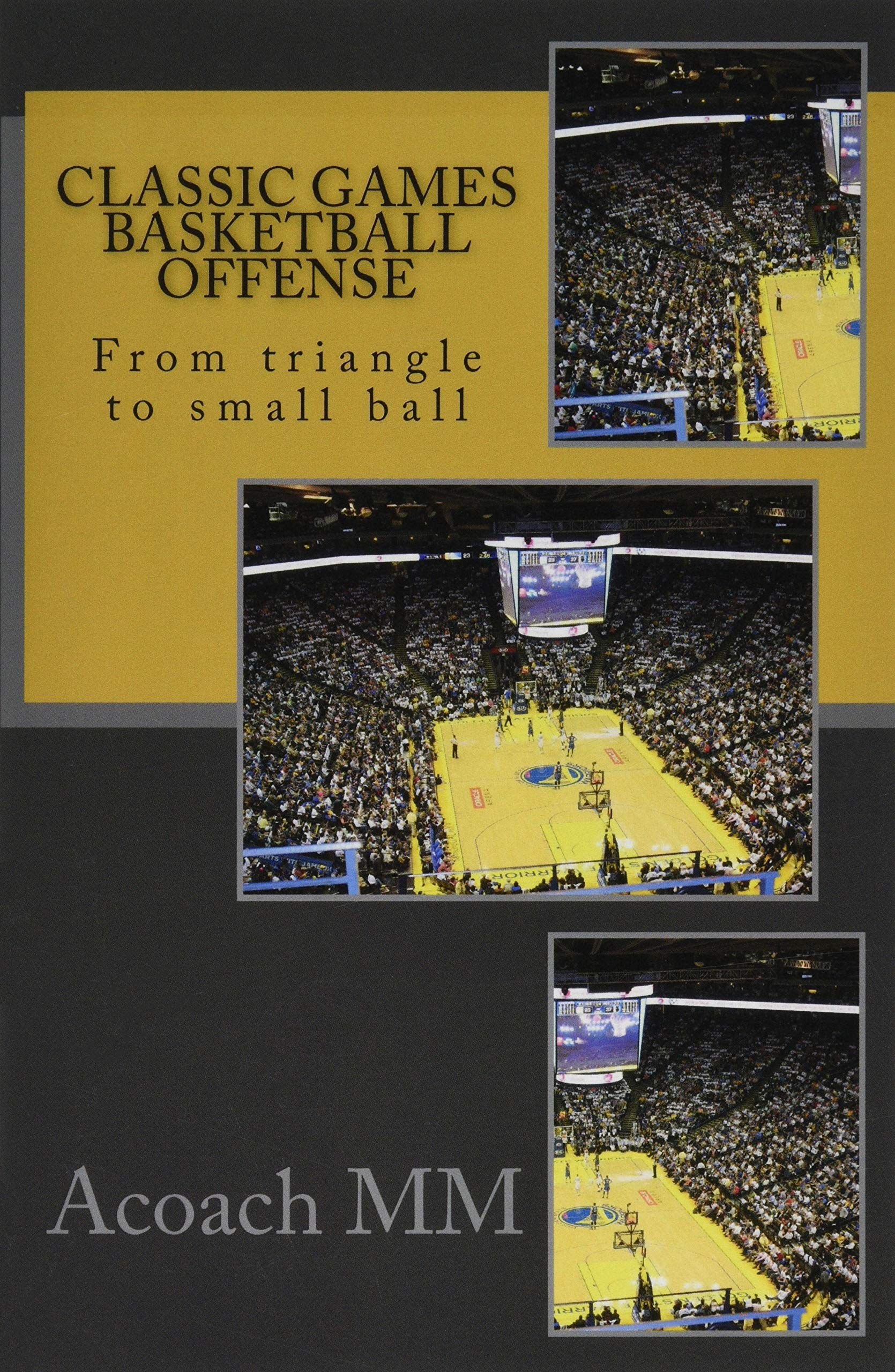 From triangle to small ball Classic games basketball offense