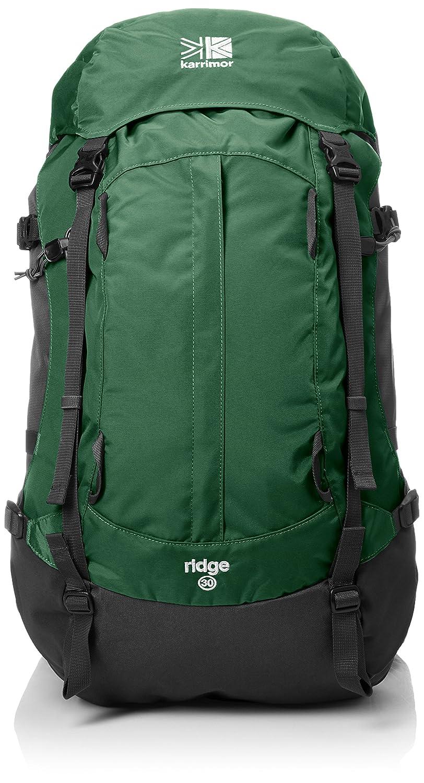 [カリマー] 中型トレッキングザック ridge30 type3 Leaf 緑(リーフグリーン)