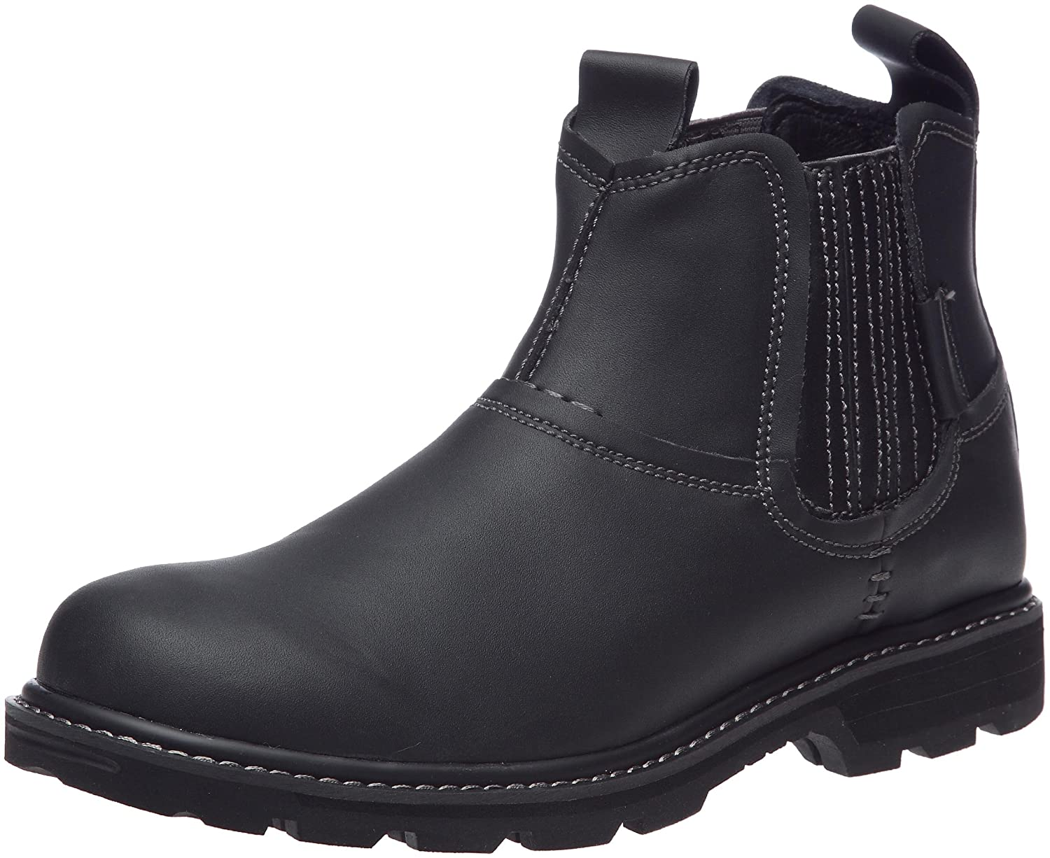 Skechers USA Men's Blaine Orsen Ankle Boot, Dark 62929