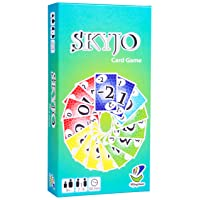 SKYJO by Magilano - The entertaining card game for kids and adults. The ideal game for fun, entertaining and exciting hours of play with friends and family.