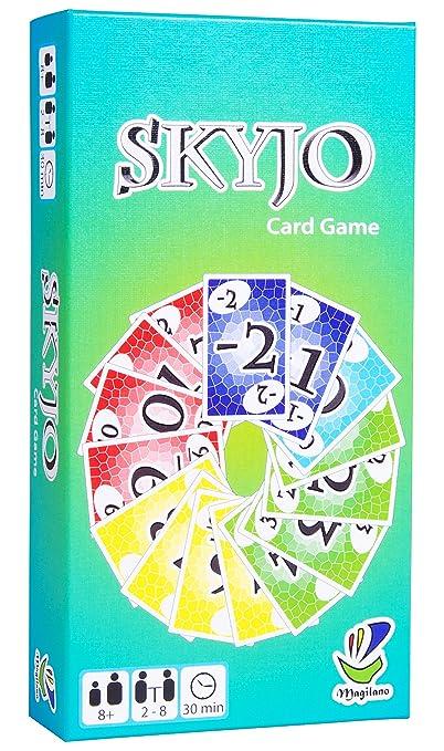 33 opinioni per SKYJO, di Magilano – L'intrattenente gioco per grandi e piccini. È il gioco di
