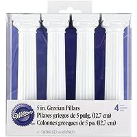 Wilton Pack de 4 columnas Estilo Griego