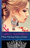 More Precious than a Crown (Mills & Boon Modern) (Alpha Heroes Meet Their Match - - Loose Connection)