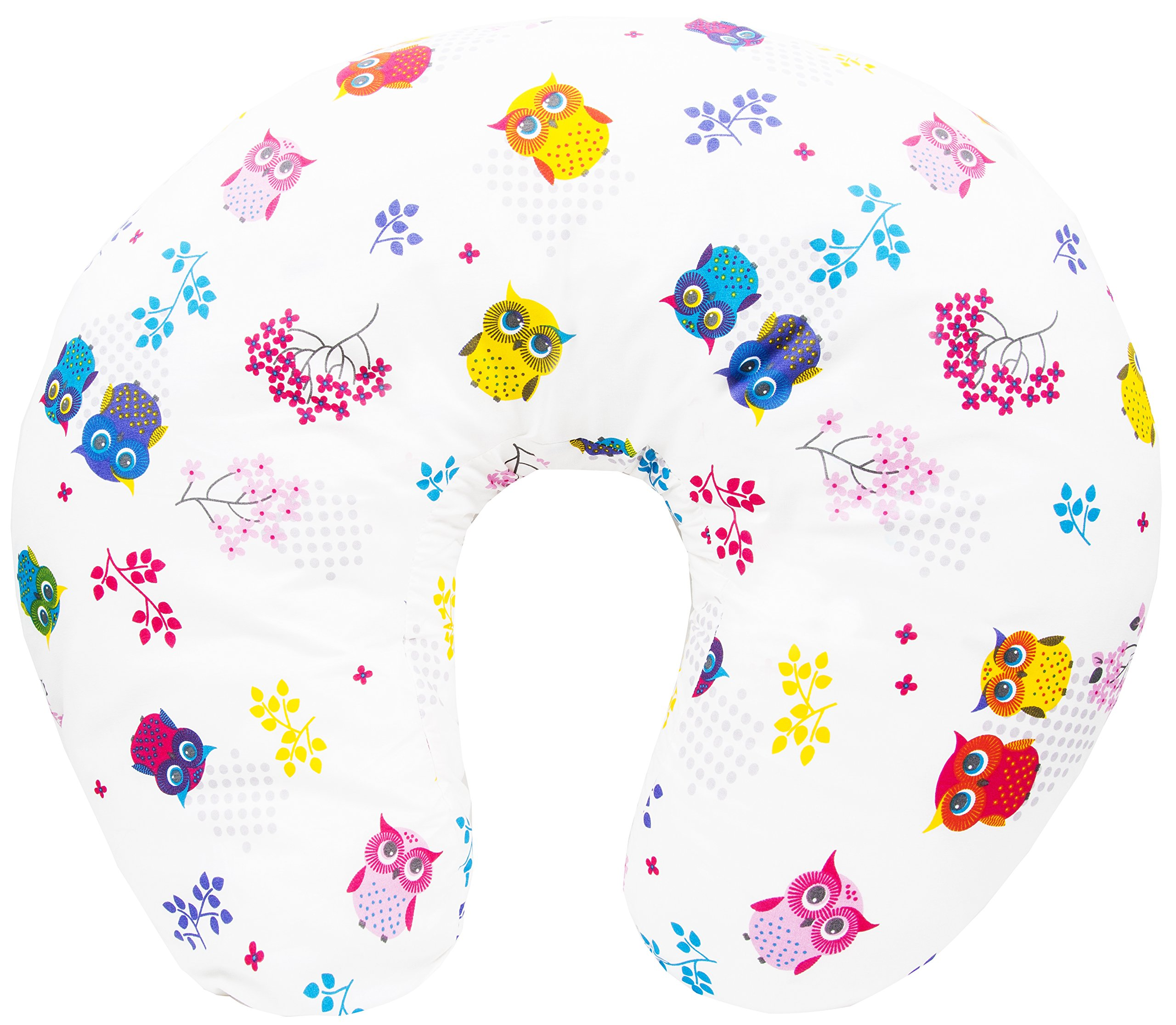 Lilax Nursing Pillow and positioner Cushion Owl