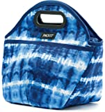 PackIt Freezable Traveler Lunch Bag, Tie Dye