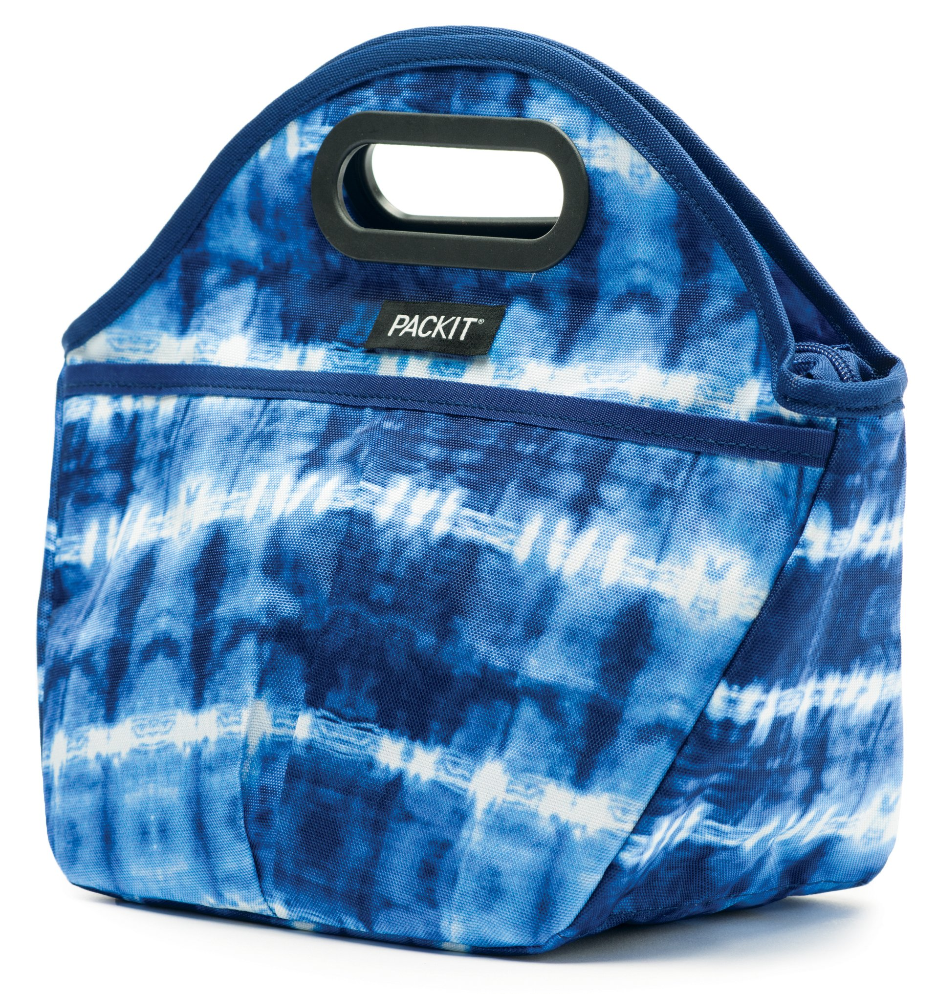 PackIt Freezable Traveler Lunch Bag, Tie Dye by PackIt