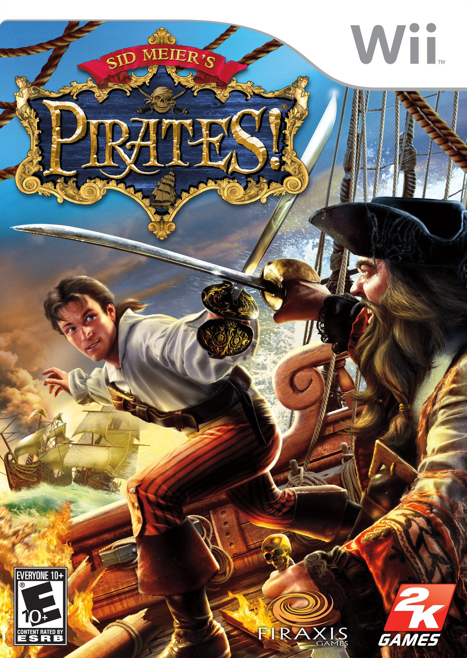 Take 2-Sid Meier's Pirates!