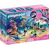 PLAYMOBIL Mermaid Pearl Shell Nightlight