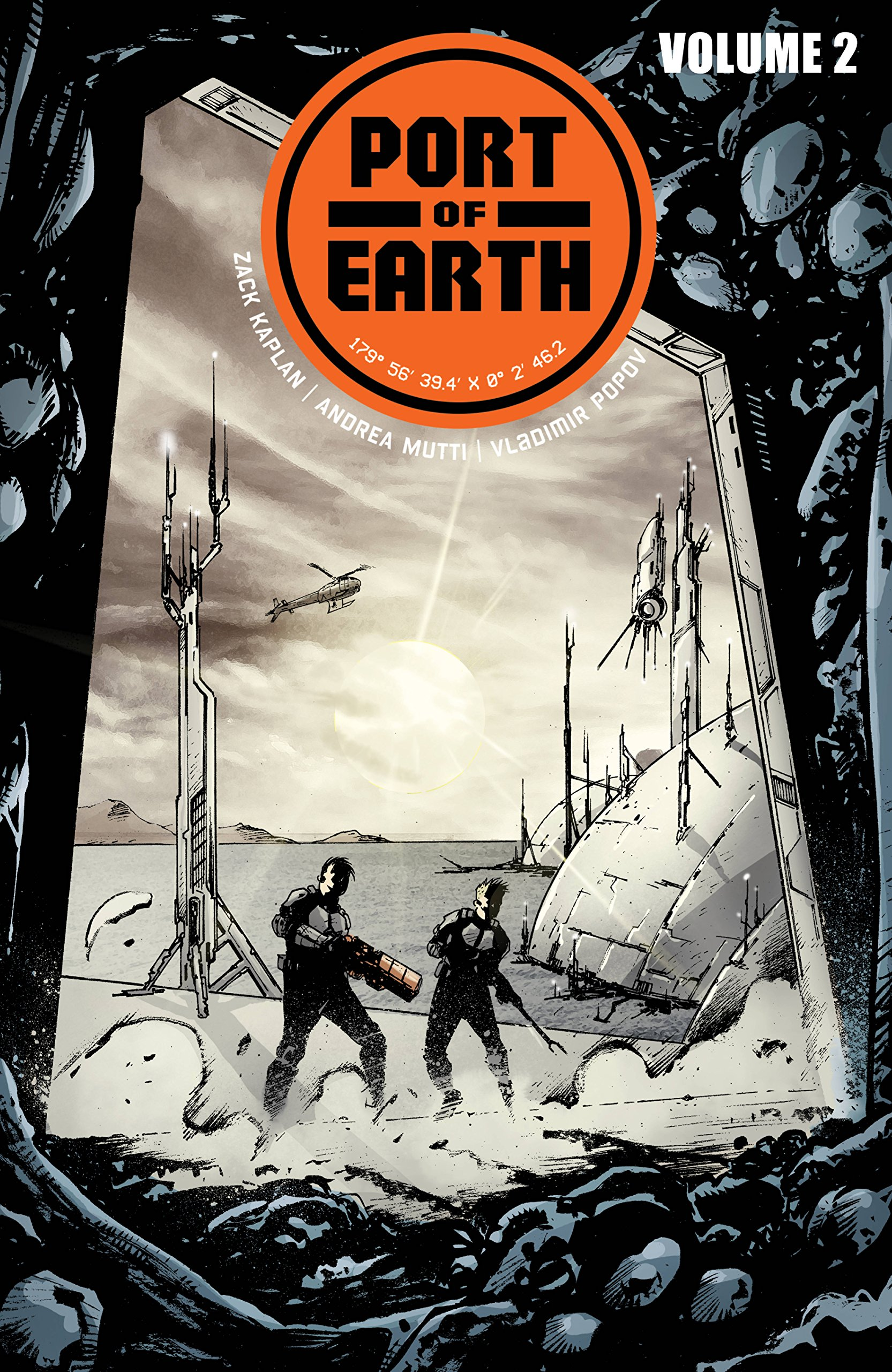 Download Port of Earth Volume 2 pdf
