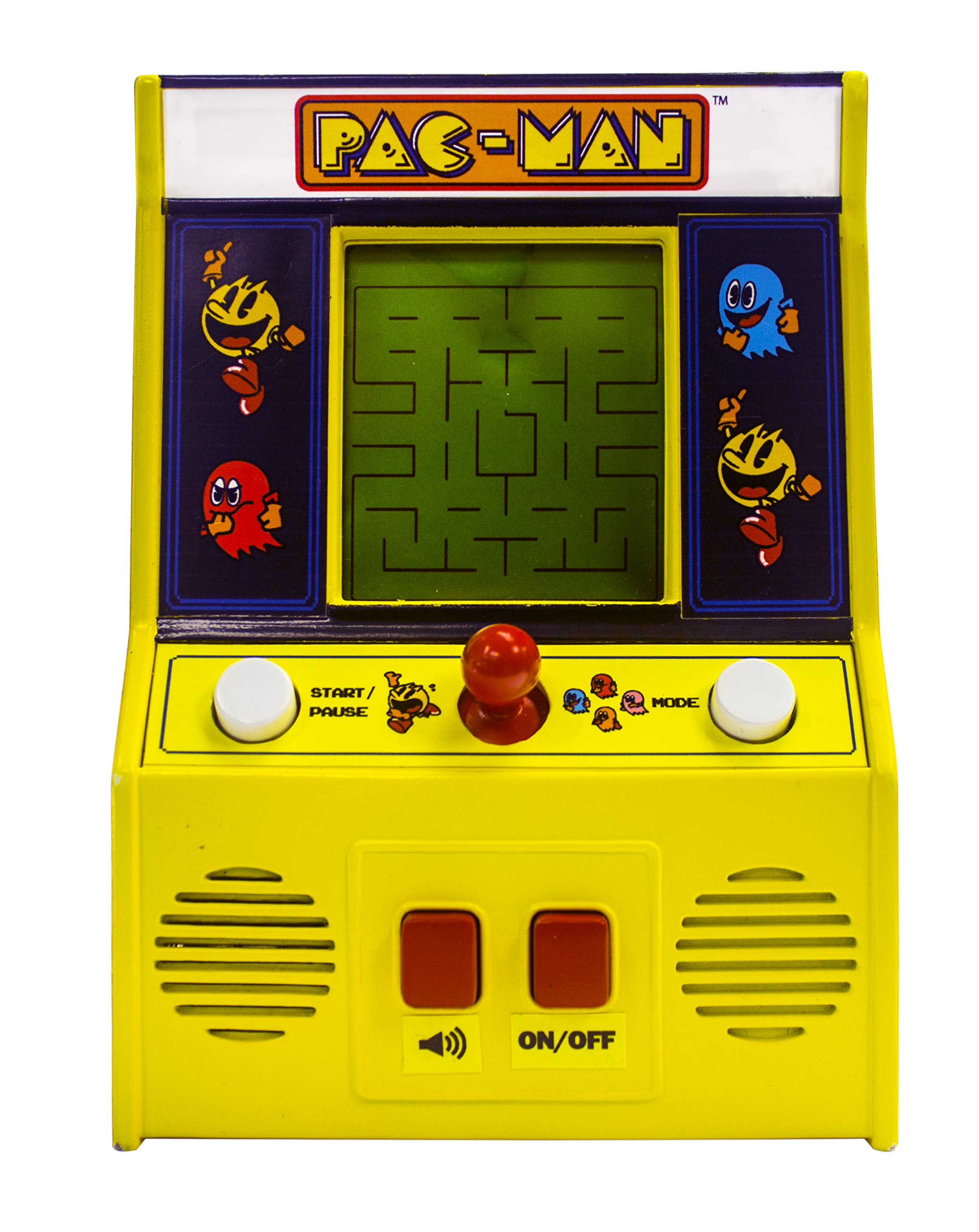 Arcade Classics - Pac-Man Retro Mini Arcade Game by Basic Fun (Image #4)