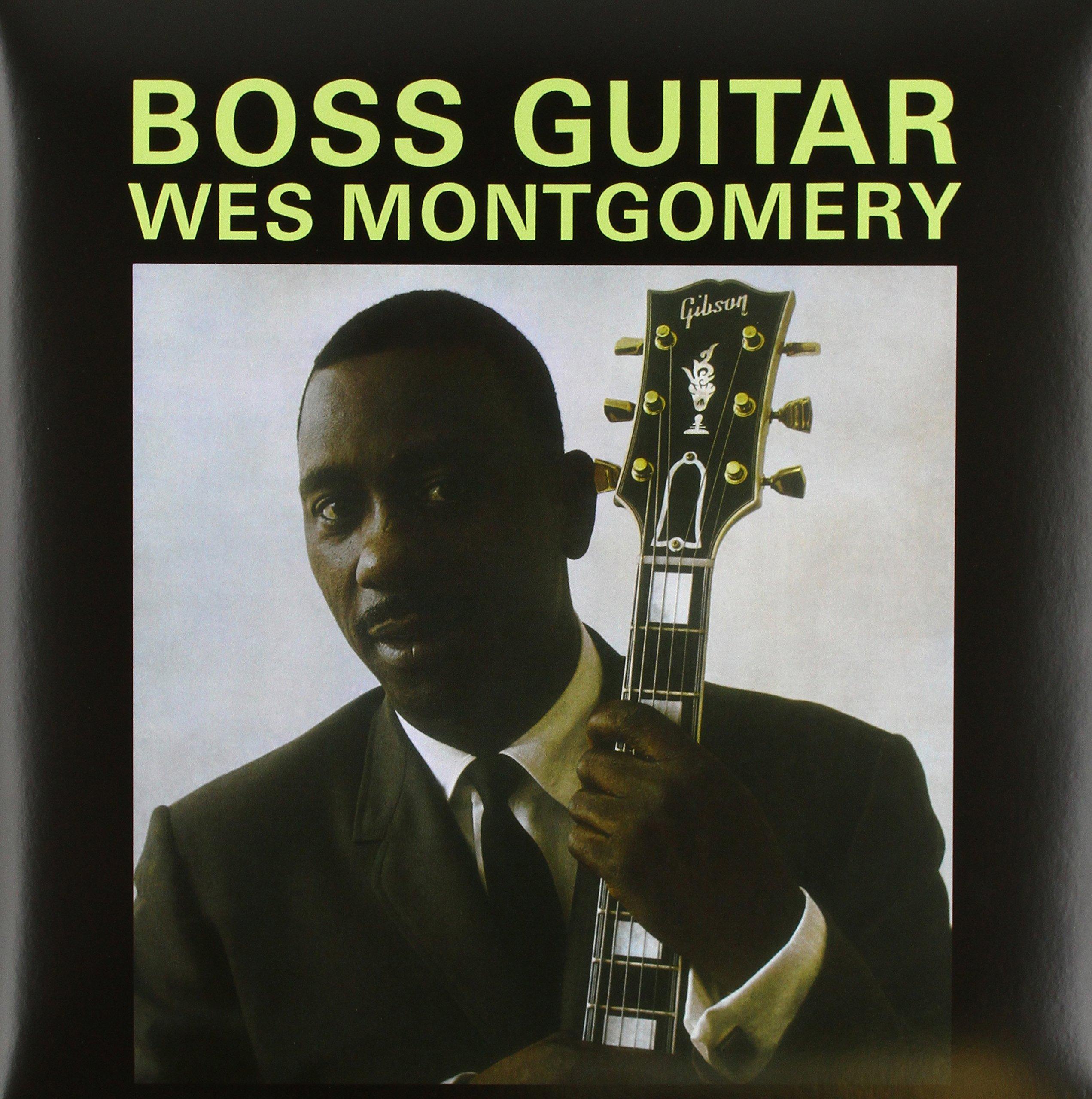 Vinilo : Wes Montgomery - Boss Guitar (Gatefold LP Jacket, Deluxe Edition, United Kingdom - Import)