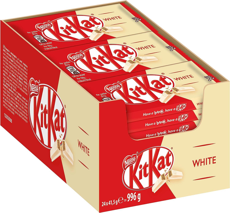 Kit-Kat White