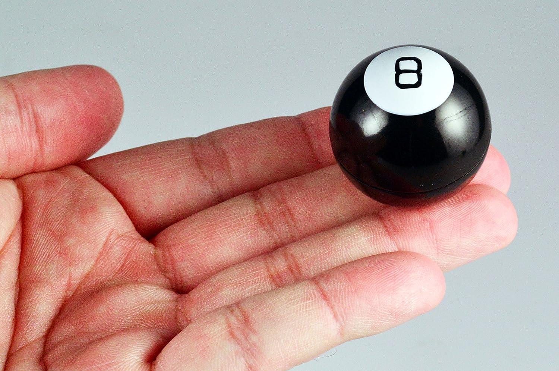 Super Impulse WorldS Smallest Miniatura Magic 8 Ball, Multicolor ...