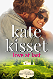 Love at Last (Love in the Vineyards series Standalone Book 1)