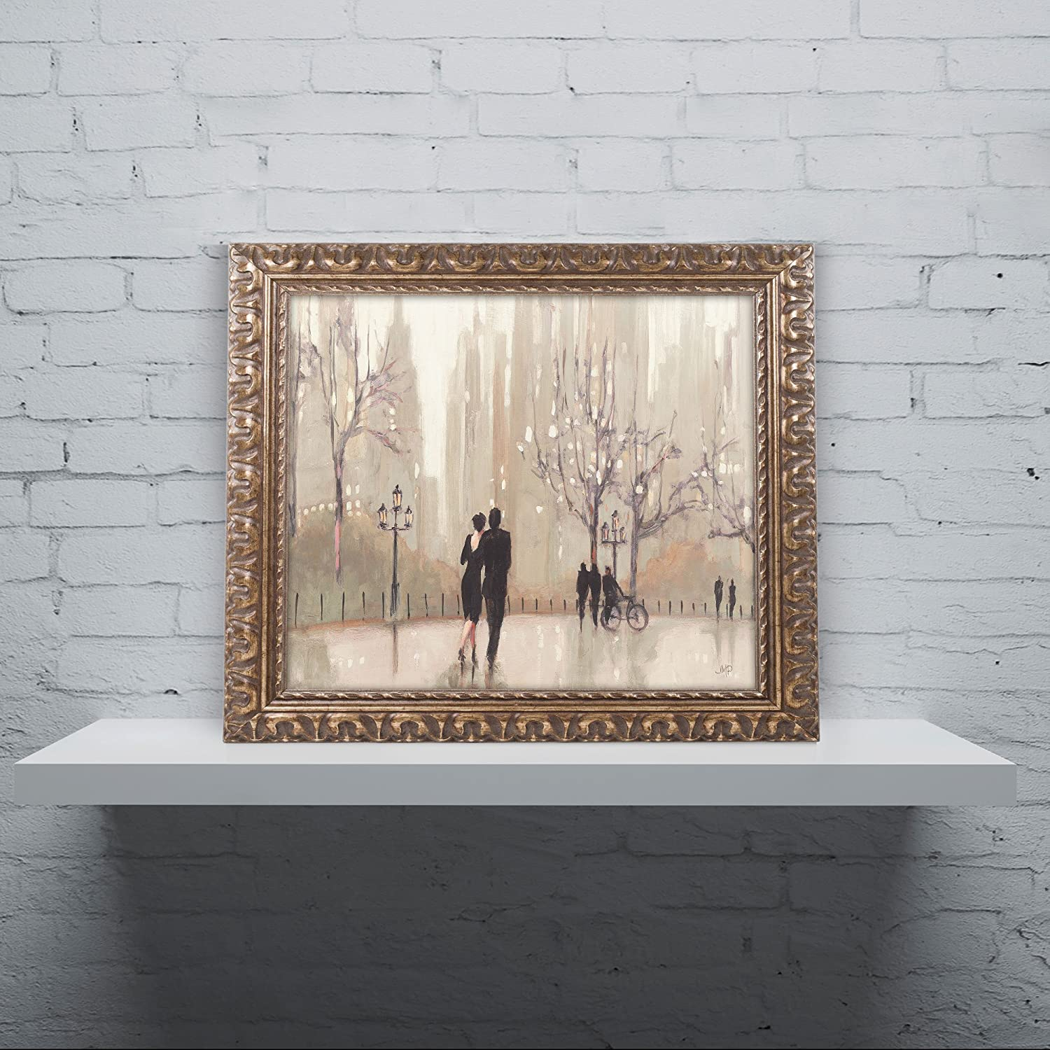 Amazon.com: An Evening Out Neutral Artwork by Julia Purinton, 16 by ...