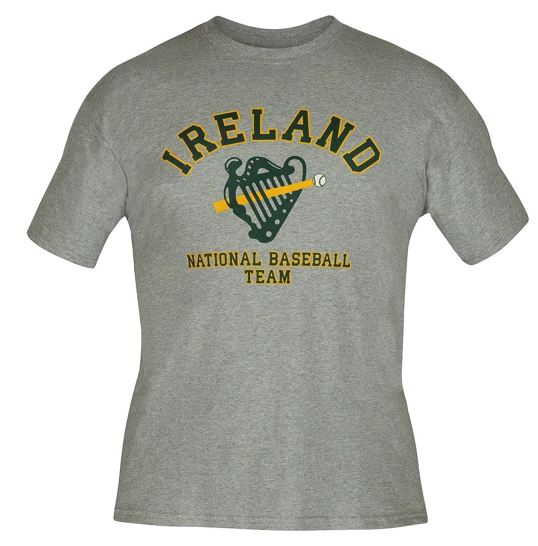 Amazon russian state symbol t shirt 2 eagles double ireland irish national baseball team harp logo irish t shirt biocorpaavc Image collections