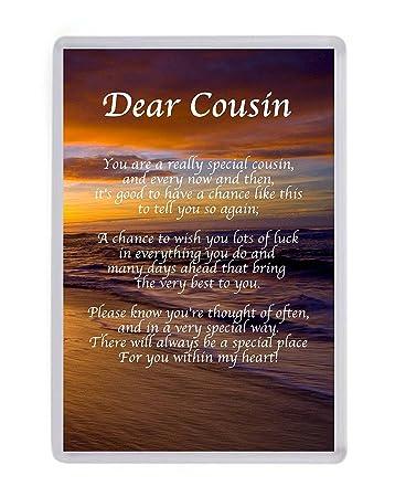 Geburtstag gedicht cousine