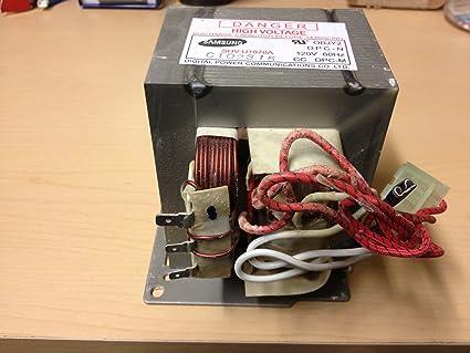 WB27X10605 GE Trans-H V Genuine OEM WB27X10605