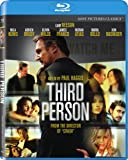 Third Person [Blu-ray] [2013] [US Import]