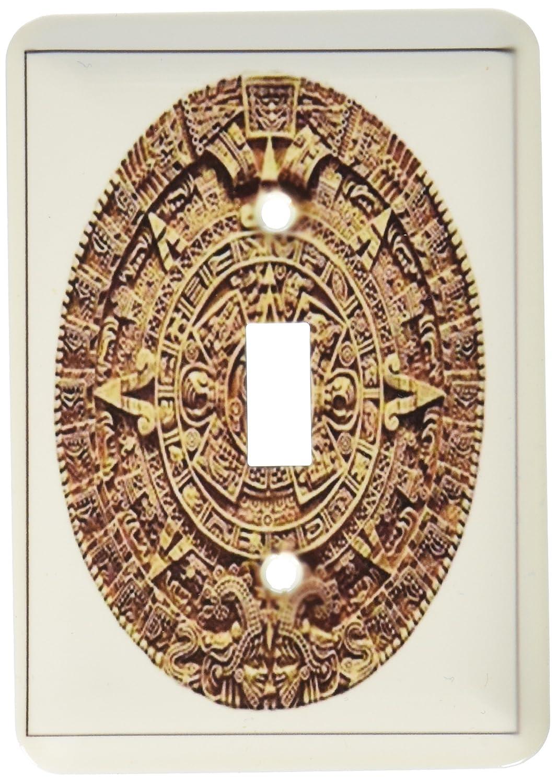 3dRose lsp_60664_1 Mayan Calendar Single Toggle Switch