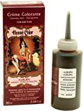 Henne Color Auburn Henna Hair Colouring Cream 90 ml