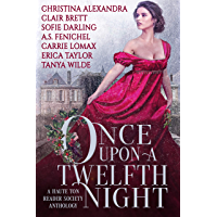 Once Upon A Twelfth Night book cover
