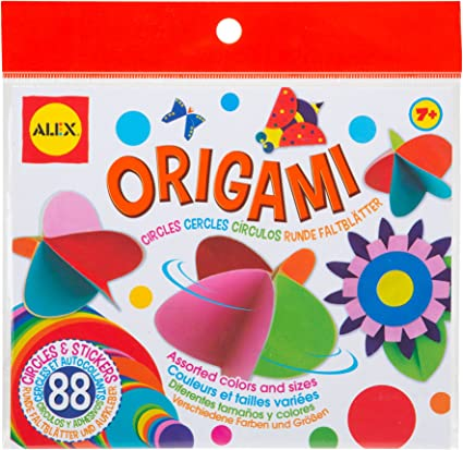 Amazon.com: Alex Toys – Artista Studio de papel para Origami ...