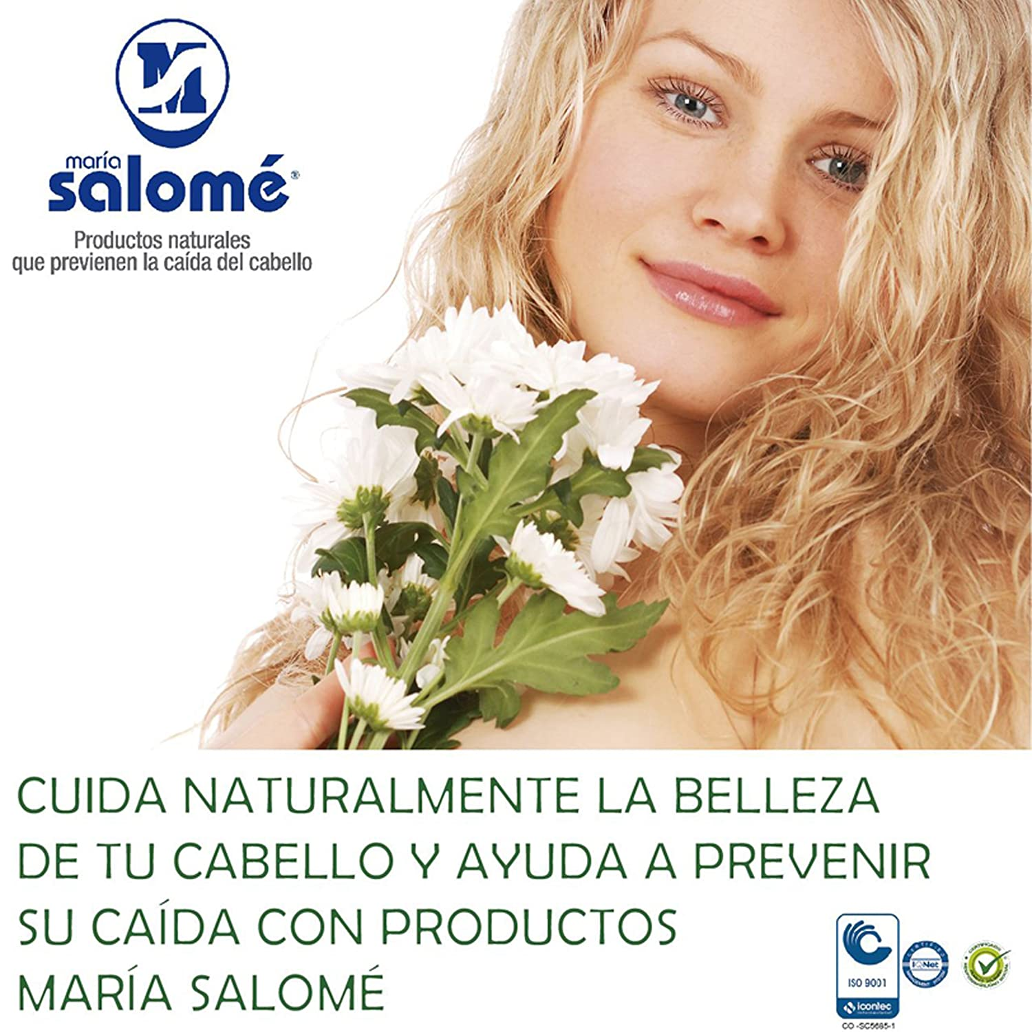 Amazon.com: Salome Crema Para Peinar (Combing Cream) 350ml: Health & Personal Care
