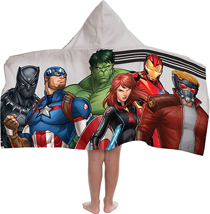 Ready to Ship Character Hooded Towel