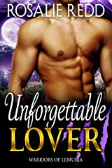 Unforgettable Lover: Warriors of Lemuria Kindle Edition