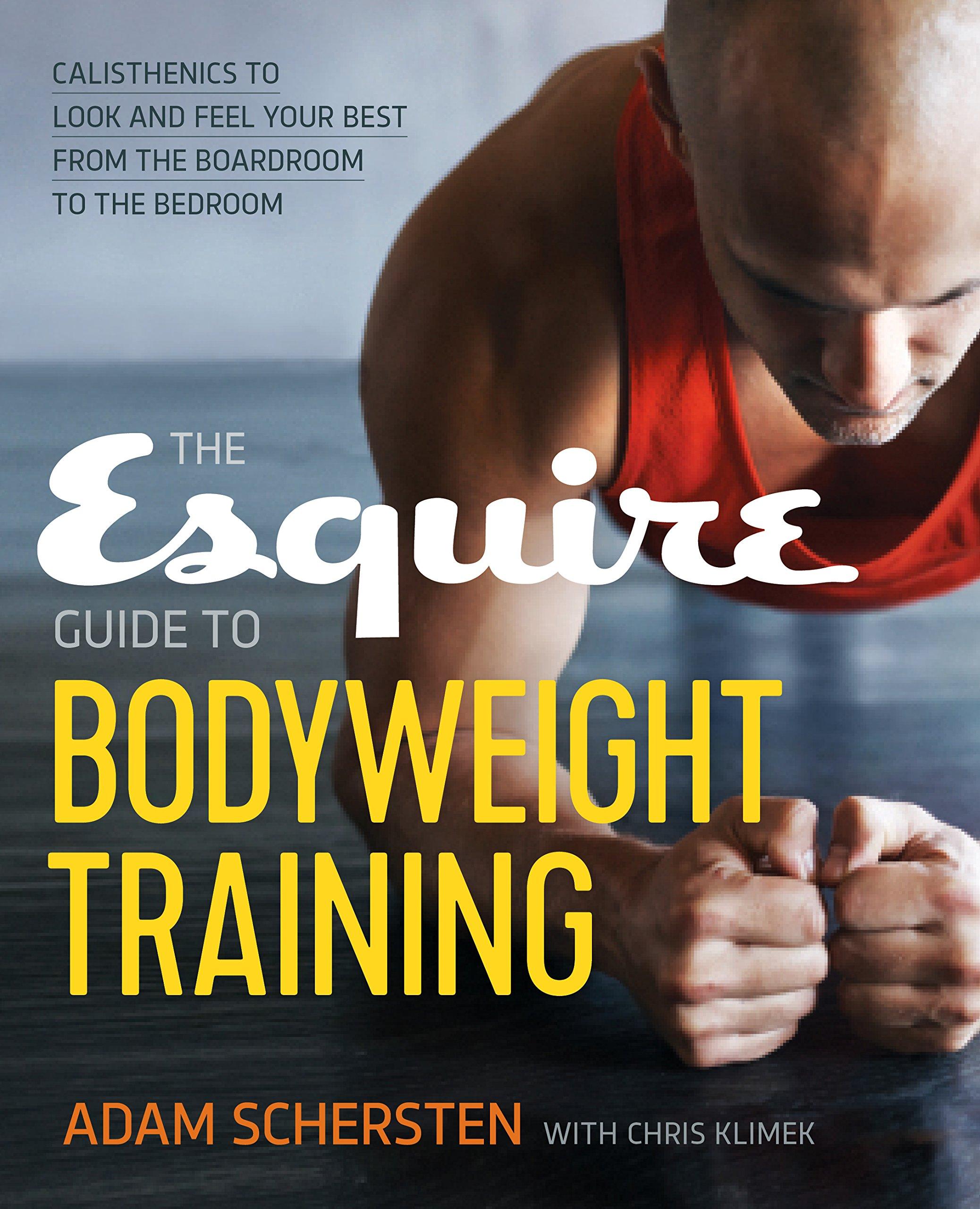 Esquire Guide Bodyweight Training Calisthenics product image