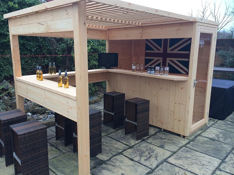 The Sport Bar - Bar para jardín: Amazon.es: Jardín