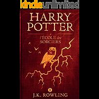 Harry Potter à L'école des Sorciers (French Edition) book cover