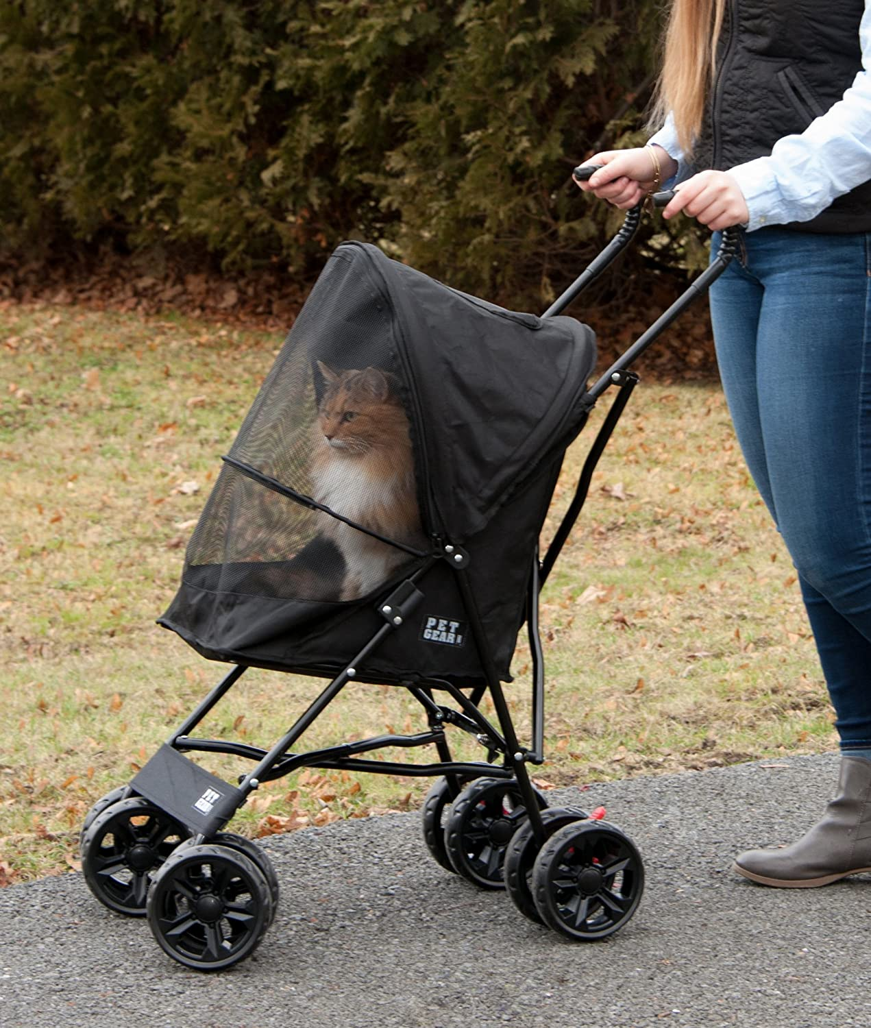 Pet Gear Ultra Lite Travel Stroller – Best Dog Stroller for Small Dogs