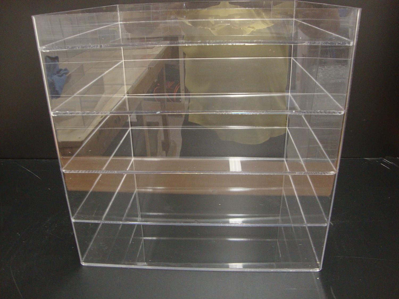 Amazon.com: Acrylic Lucite Plexiglass Showcase Counter Cabinet ...