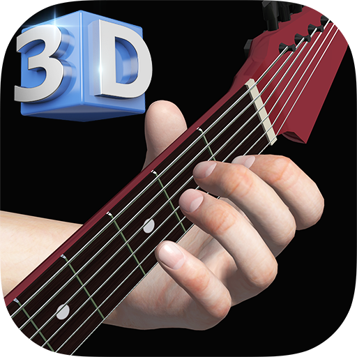 - Basic Guitar Chords 3D