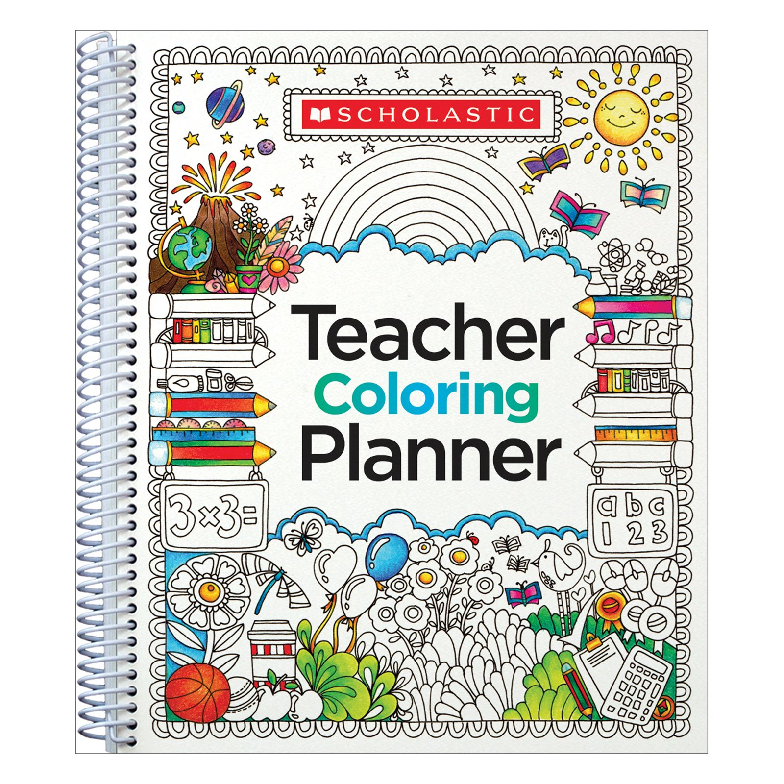 Teacher Coloring Pages - Best Coloring Pages For Kids | 1600x1600