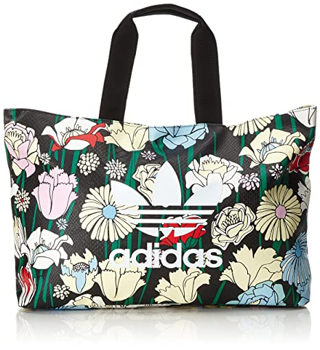 d56e12dd76 adidas Originals Womens Floral Shopper Bag  Amazon.ca  Luggage   Bags