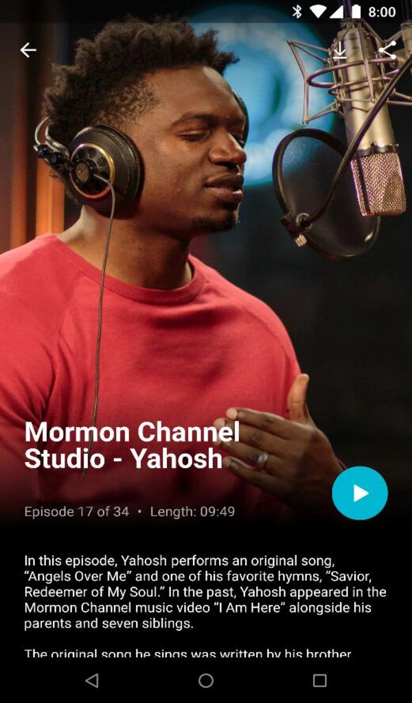 Mormon Channel