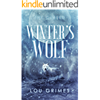 Winter's Wolf (The Cursed Book 1) book cover