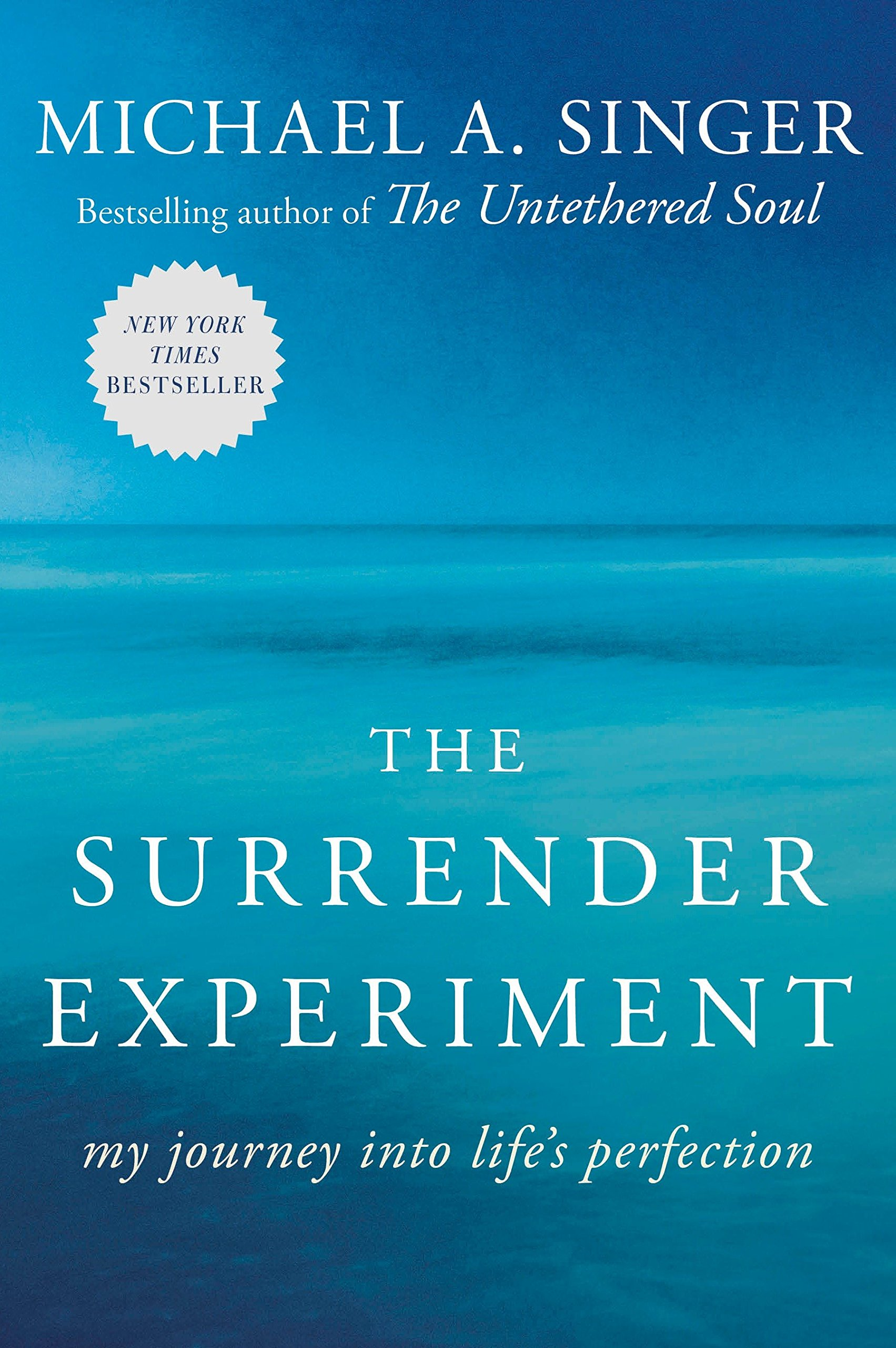 Image result for The Surrender Experiment by Michael Singer