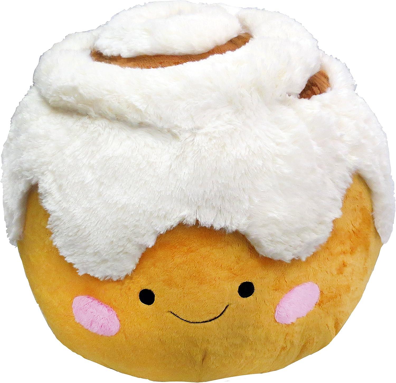 "Squishable / Comfort Food Cinnamon Bun - 15"""