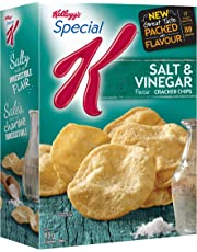 Special K Cracker Chips Salt and Vinegar 113 Gram