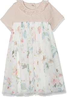 Petit Bateau Baby-M/ädchen Bijounou Kleid