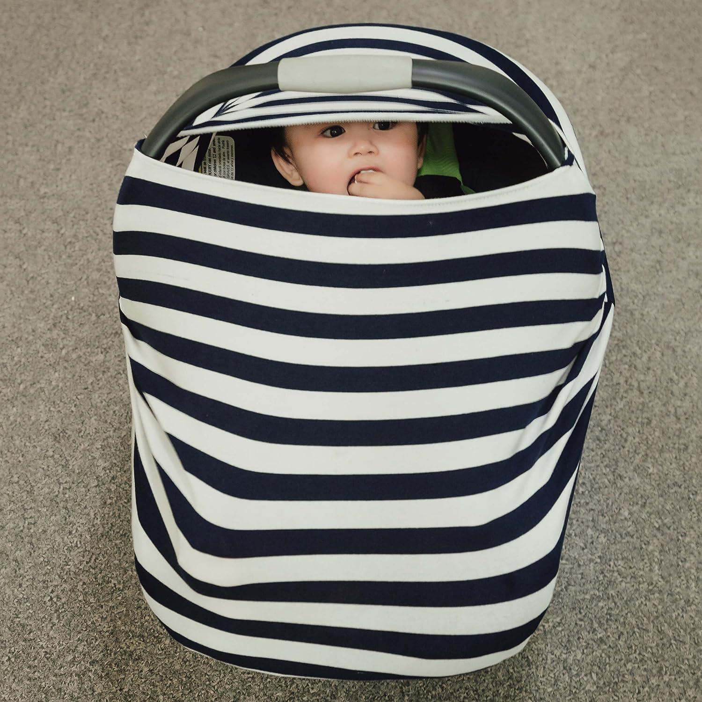 Amazon.com: Asiento de coche Canopy Cover de lactancia ...