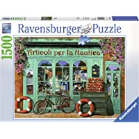 Ravensburger 1500 Parça Puzzle Red Bicycle (163496)