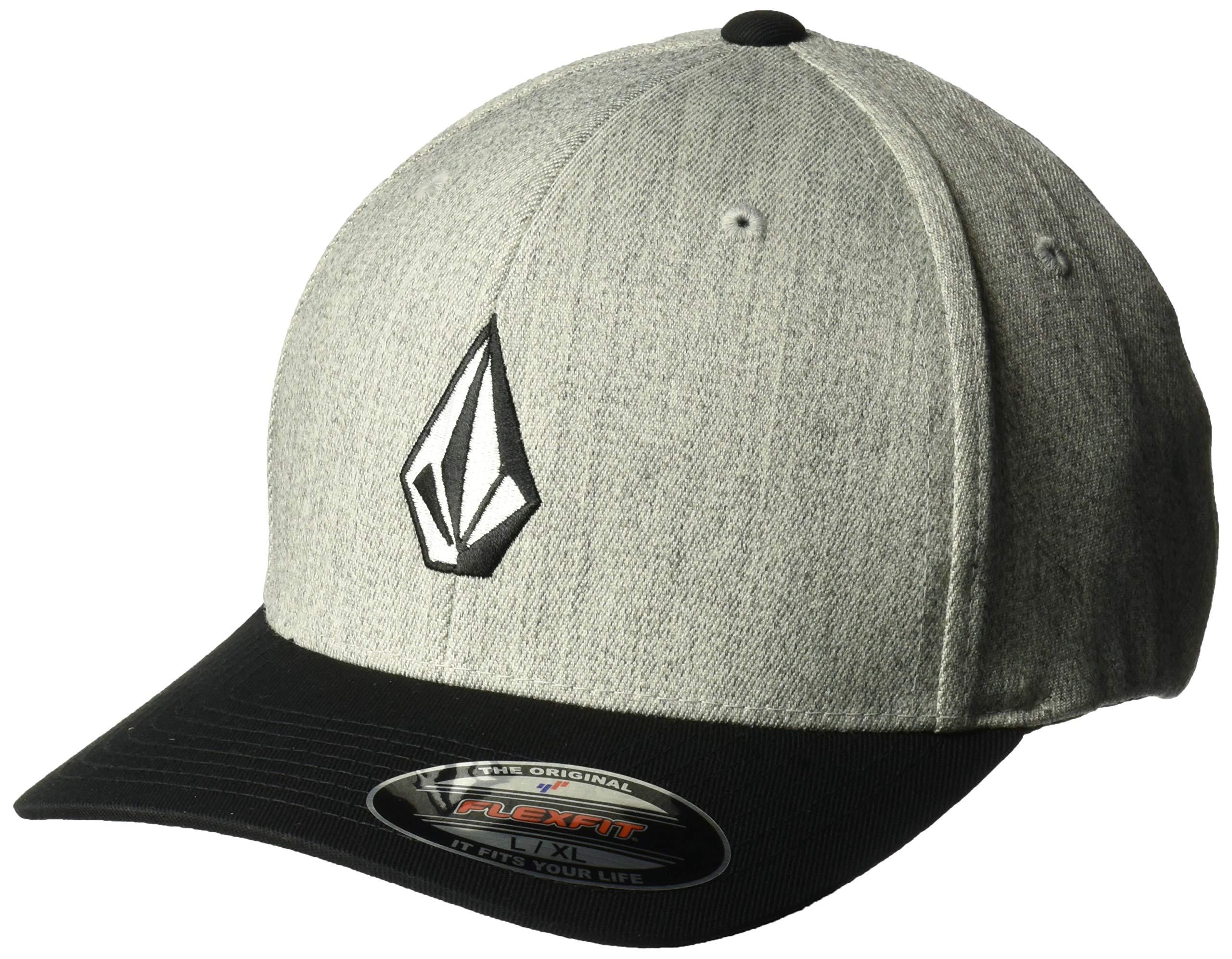 ed4abcd26be23 Volcom Men s Full Stone Flexfit Hat