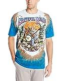Liquid Blue Men's Grateful Dead Banjo T-Shirt