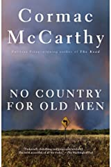 No Country for Old Men Paperback