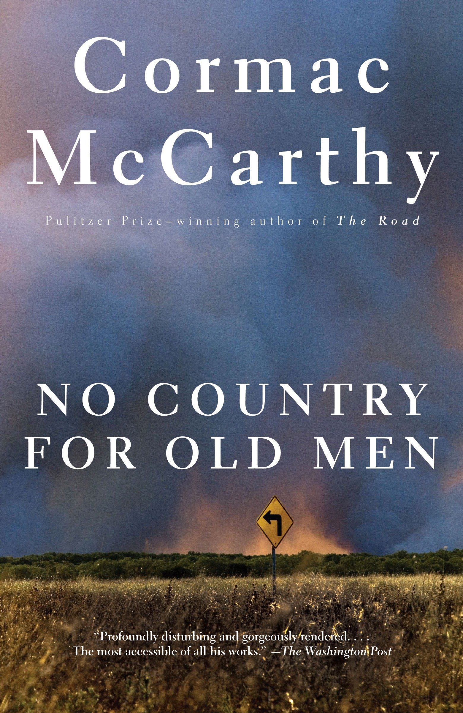 Amazon.com: No Country for Old Men (9780375706677): Cormac McCarthy: Books